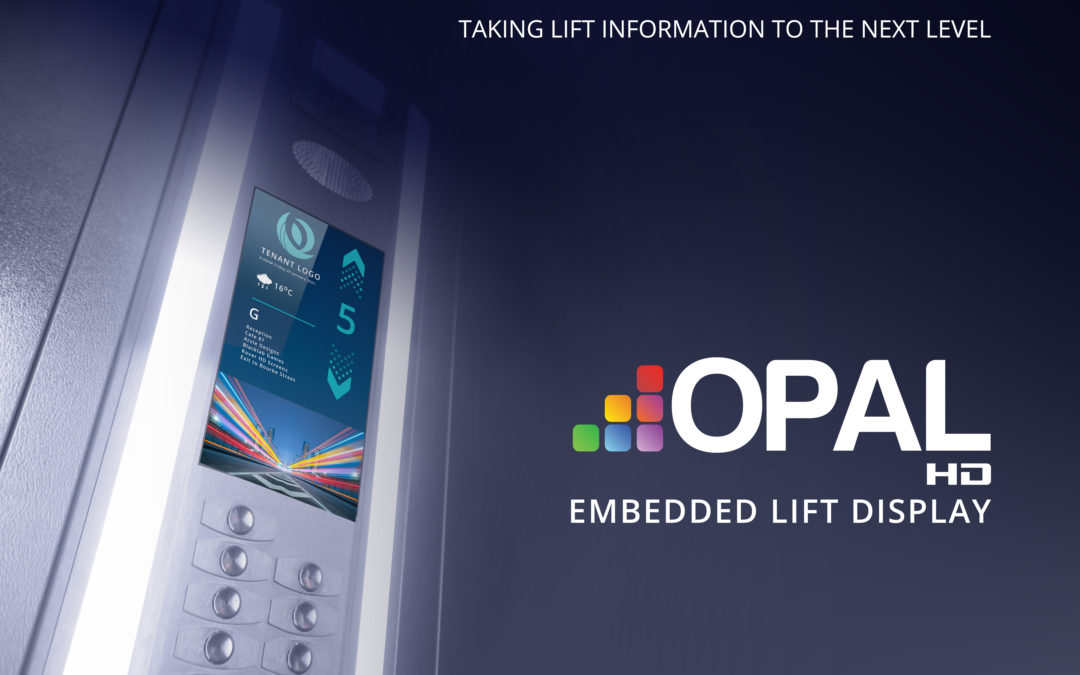 OPAL HD – Taking Lift Information to the next level